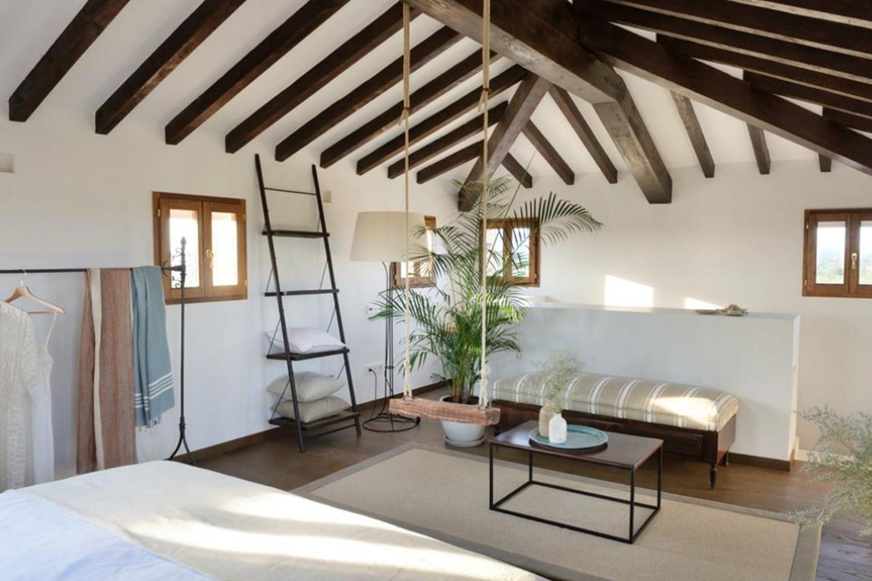 Diseño holístico habitación Elena HG